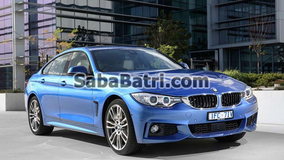 BMW 420i 2 باتری بی ام و 420