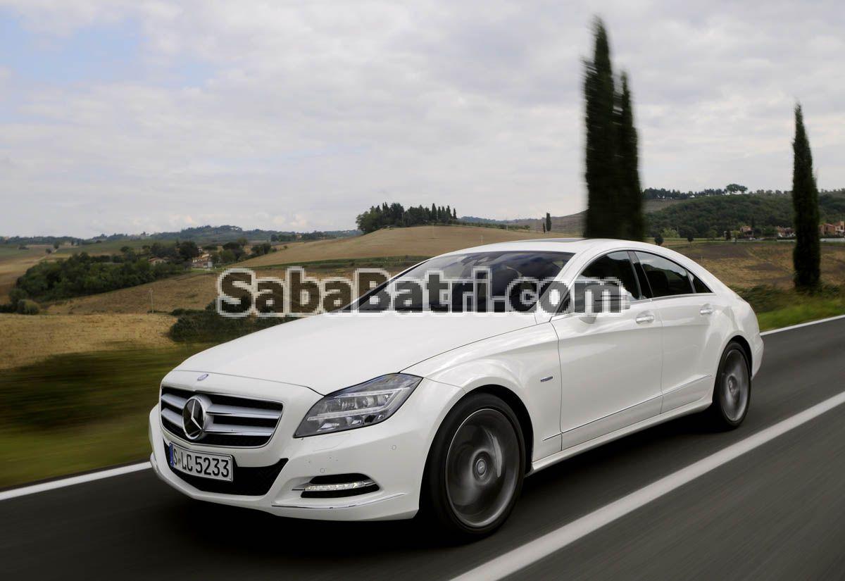 Mercedes Benz CLS 500 2 باتری بنز CLS500