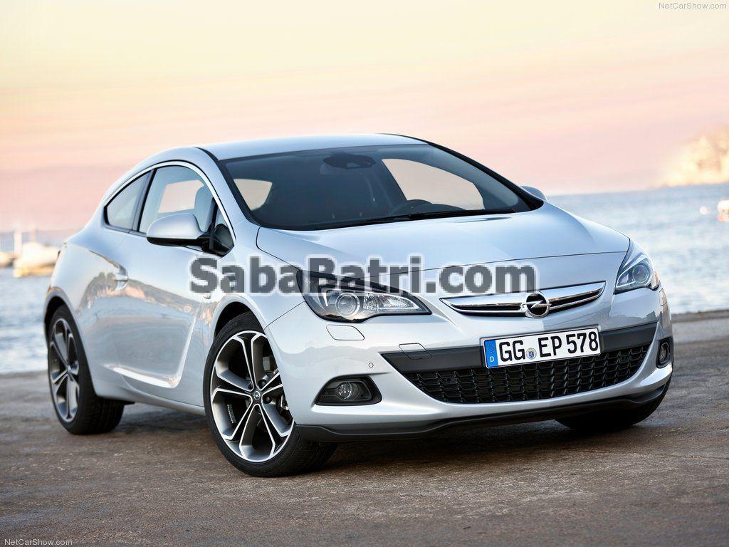 Opel Astra 5 باتری اپل آسترا